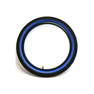 PNEU SALT PITCH MID 203*2.30 BLACK/BLUE