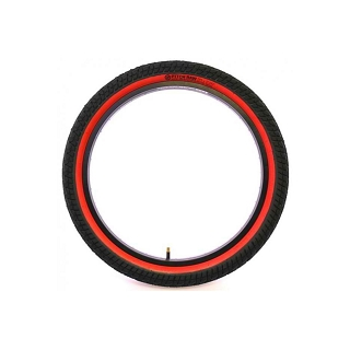 PNEU SALT PITCH MID 203*2.30 BLACK/RED