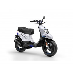 SCOOTER MBK BOOSTER NAKED 13 GRIS MAT