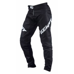 PANTALON KENNY BMX KID NOIR BLANC