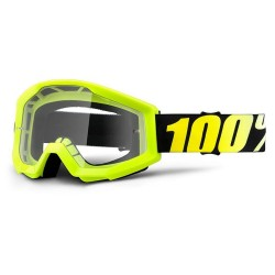 100% STRATA YOUTH NEON YELLO MIROIR CLAI