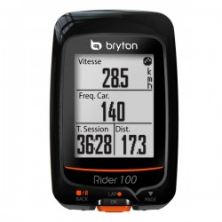 COMPTEUR BRYTON RIDER 100 GPS