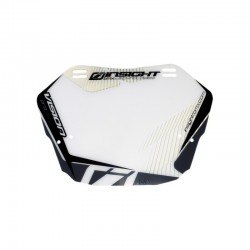 PLAQUE INSIGHT VISION MINI WHITE/BLACK
