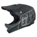 CASQUE TLD D2 MIDNIGHT II NOIR TAILLE: XS/S