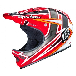 CASQUE D2 PROVEN RED XS/SM