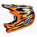 CASQUE TLD D3 SQUIRT CARBON TAILLE S