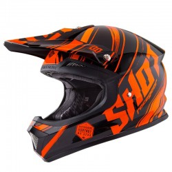 SHOT FURIOUS GENESIS ORANGE FLUO
