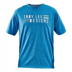 MAILLOT TLD NETWORK DIRTY BLEU