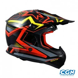 CASQUE CROSS CHOK REDSTAR VERNI M