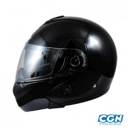 CASQUE INTEGRAL MODULABLE CHOK URBAN NOIR
