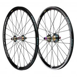 ROUES PRIDE RACING RIVAL PRO SXOIL SLICK