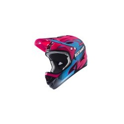 CASQUE KENNY DOWN HILL ROSE FLUO