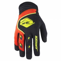 GANTS KENNY TRACK NOIR ORANGE