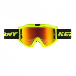 MASQUE KENNY TRACK JAUNE FLUO NEON YELLO