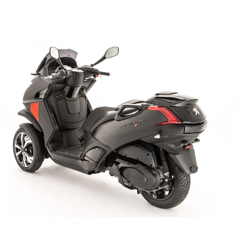 achat metropolis 400 rxr noir mat abs peugeot scooters cycles chasserez. Black Bedroom Furniture Sets. Home Design Ideas