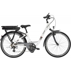 ORGAN-EBIKE CENTRAL 26 XS + BAT11 BLANC