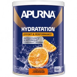 APURNA BOISSON ENERGIE ORANGE POT 500G