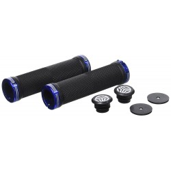 KHEOPS GRIPS BLACK/ANO BLUE