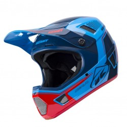 CASQUE KENNY SCRUB BLEU ROUGE TAILLE : XS