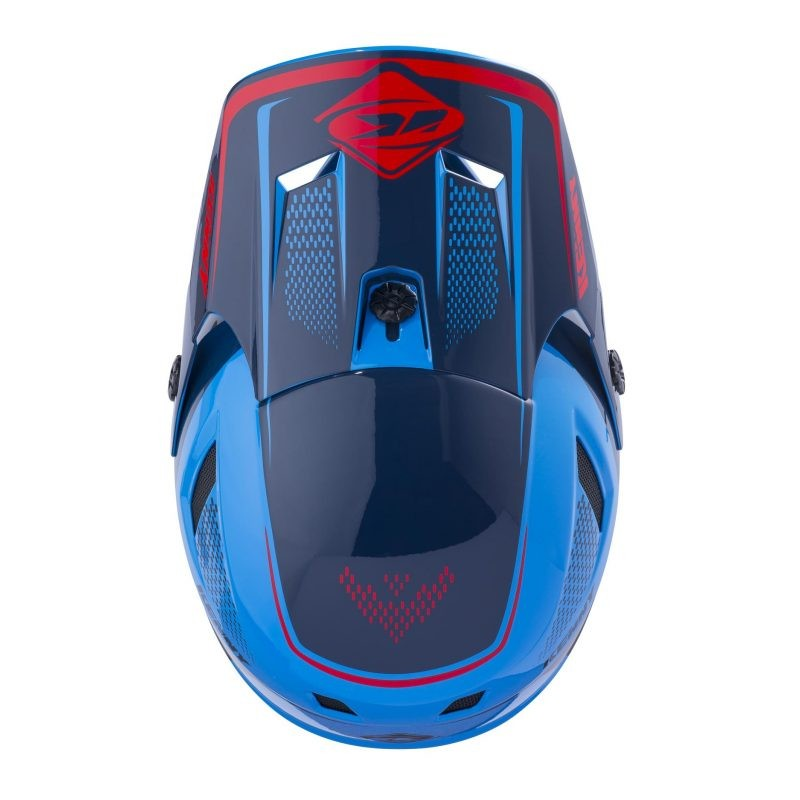 Achat casque kenny scrub blue red xs KENNY CYCLES CHASSEREZ 41e20b82e536
