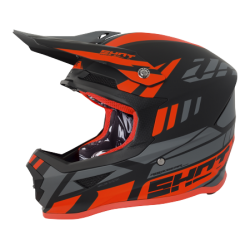 CASQUE SHOT FURIOUS RIOT ORANG
