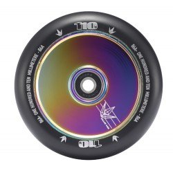 BLUNT WHEEL 110 MM HOLLOW CORE OILSLICK