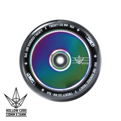 BLUNT WHEEL 120 MM HOLLOW OIL SLICK