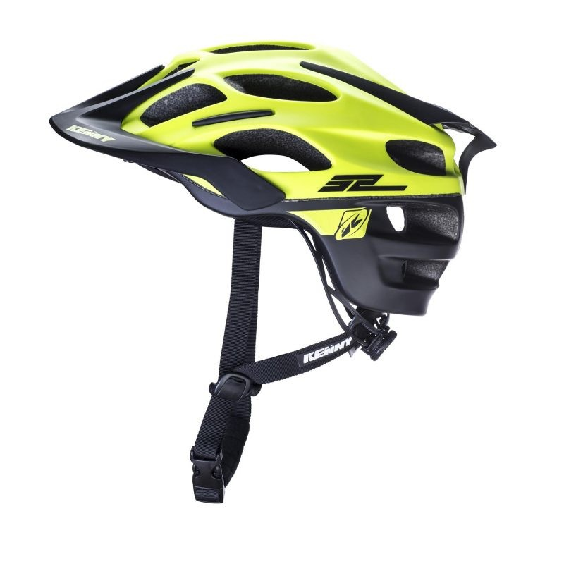 Achat casque kenny enduro s2 neon yellow l KENNY CYCLES CHASSEREZ d6aa2c171f0c