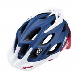 CASQUE KENNY ENDURO S2 BLEU ROUGE TAILLE : L