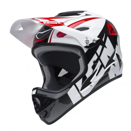 CASQUE DOWN HILL KENNY BLANC N