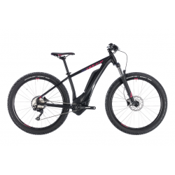 CUBE ACCESS HYBRID PRO 400 BLACKNB TAILLE : 27.5 14""
