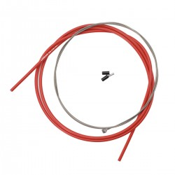 BOX TWO CABLE LINEAR RED