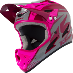 CASQUE DOWN HILL KENNY PINK