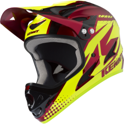CASQUE DOWN HILL KENNY CANDY RED 2019