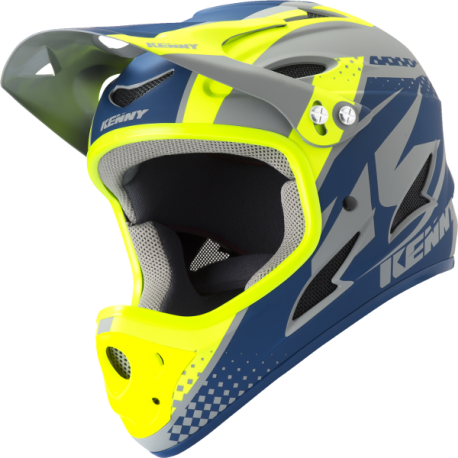 Achat casque down hill kenny grey na KENNY CYCLES CHASSEREZ 8b01014a879d