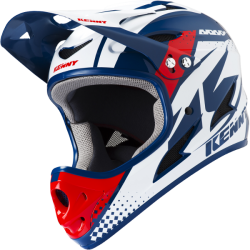 CASQUE DOWN HILL KENNY RED NAV