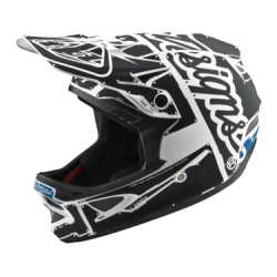 CASQUE D3 FIBERLITE FACTORY WHITE GREY S