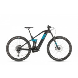 STEREO HYBRID 140 HPC RACE 500 29 T20 BLACK/BLUE