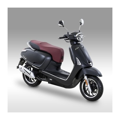 KYMCO NEW LIKE 50I E4 4T NOIR CELESTE