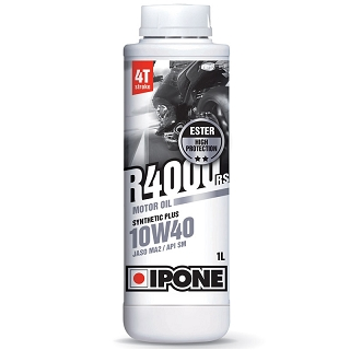 HUILE IPONE R4000 RS 10W40 - 1L