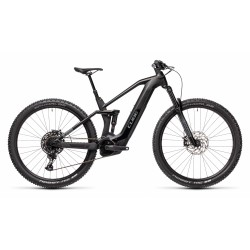 CUBE STEREO HYBRID 140 HPC RACE 625 BLACK GREY 22