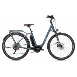 CUBE TOWN SPORT HYBRID PRO 500 BLUENRED TAILLE 46