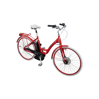 AX5.5 MIXTE 48 2013 ROUGE