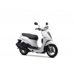SCOOTER MBK FLIPPER BLANC