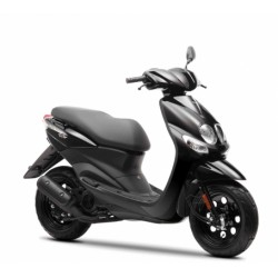 SCOOTER MBK OVETTO ONE NOIR