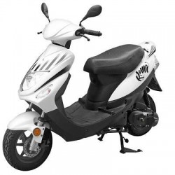 SCOOTER TNT MOTOR ROMA 2T 50CC 10""